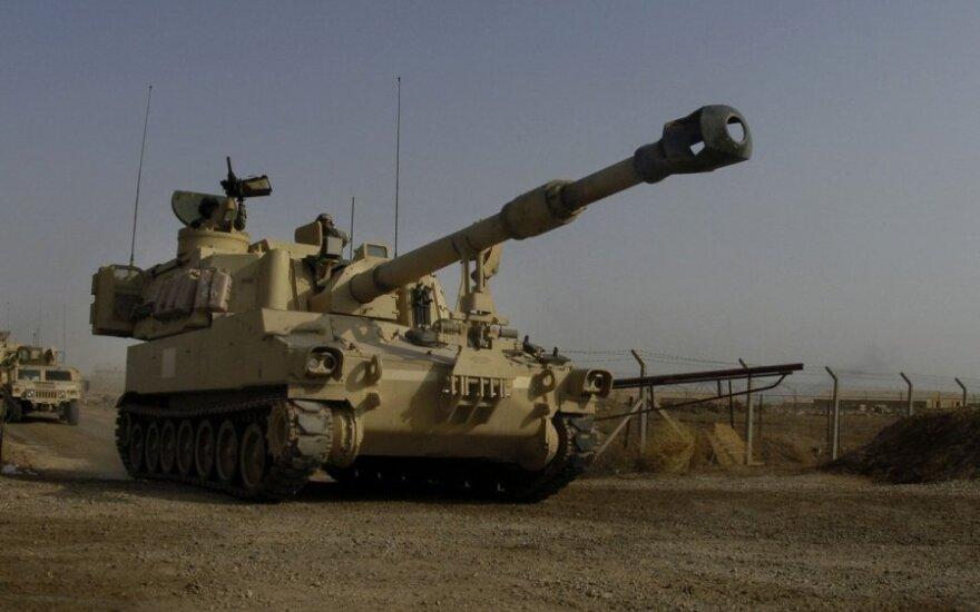 Литва намерена усилить свой артиллерийский потенциал