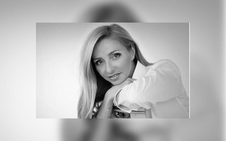 Татьяна Навка откровенно о разводе