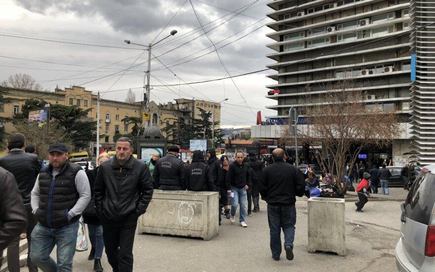 Tbilisio stotis