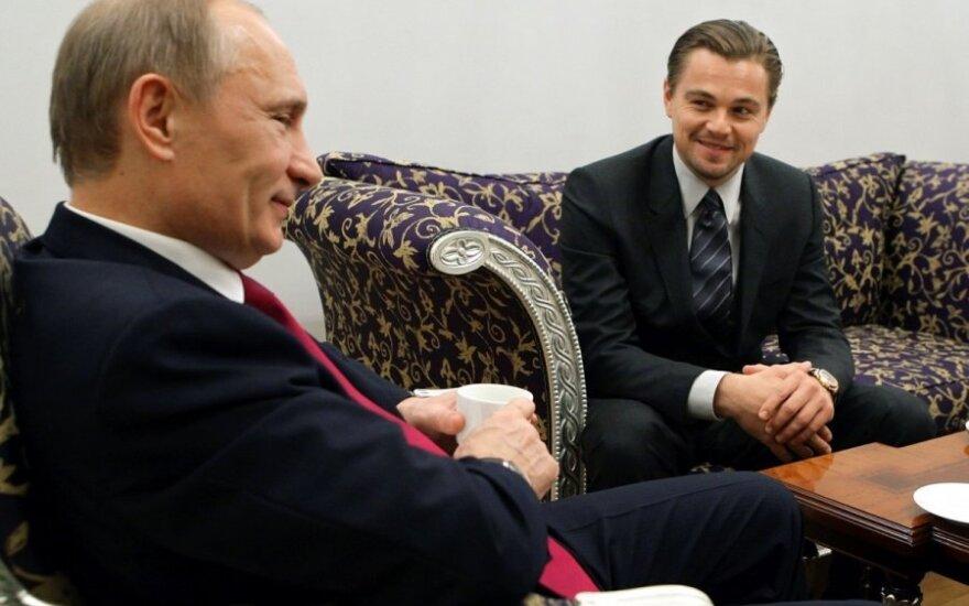 DiCaprio otrzyma Oscara w Czelabińsku