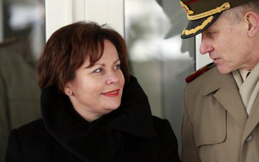 Spotkanie ministrów obrony krajów bałtyckich