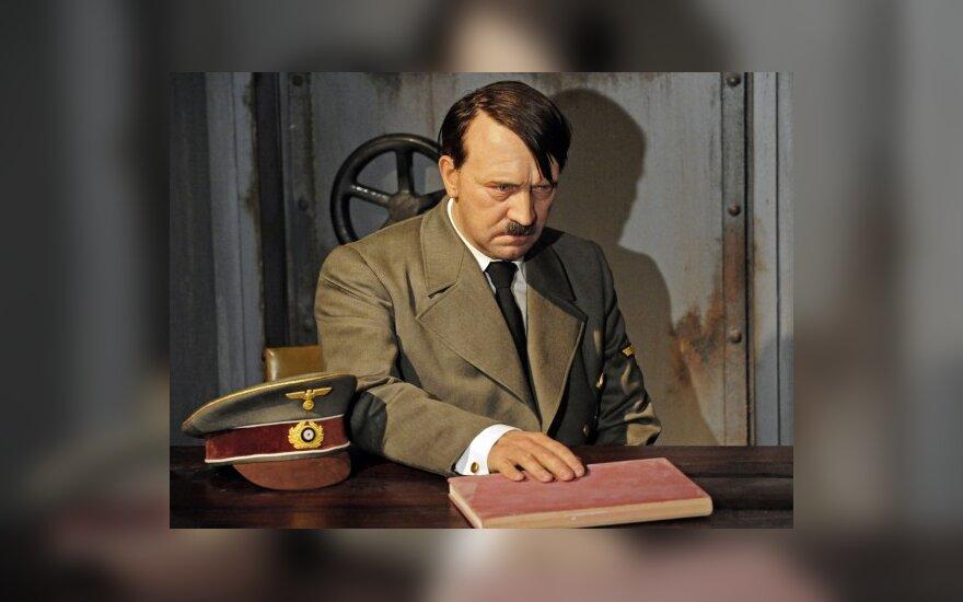 В Германии Гитлер борется со СПИДом