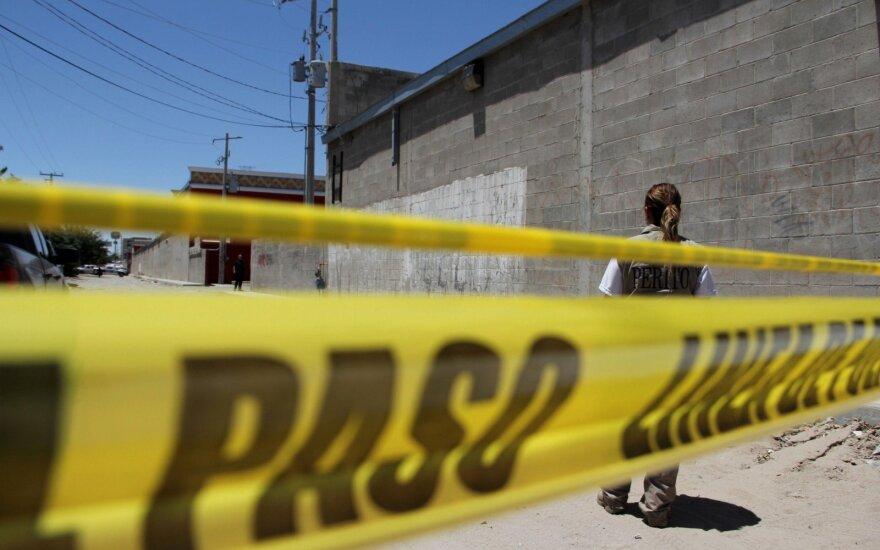 В Мексике шестеро полицейских погибли в перестрелке
