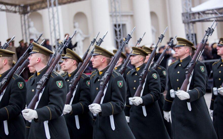 Доверие армии – высочайшее за 14 лет