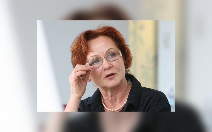 Ожелите: 13 января Прунскене не должна входить в парламент