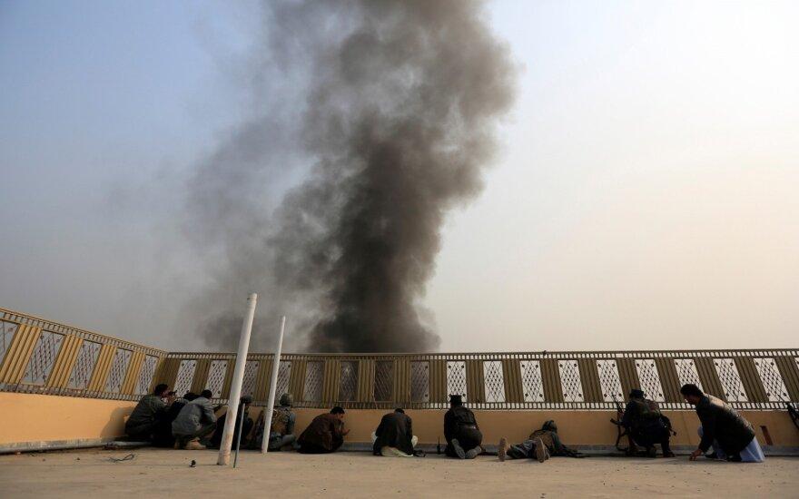 В Афганистане число жертв теракта превысило 30 человек