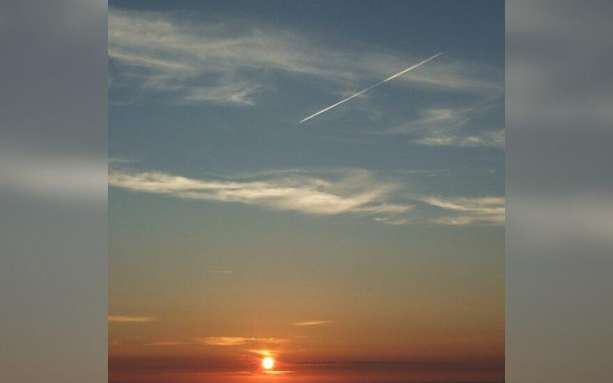 Dar tokio saulėlydžio neteko matyti...Giruliai'10