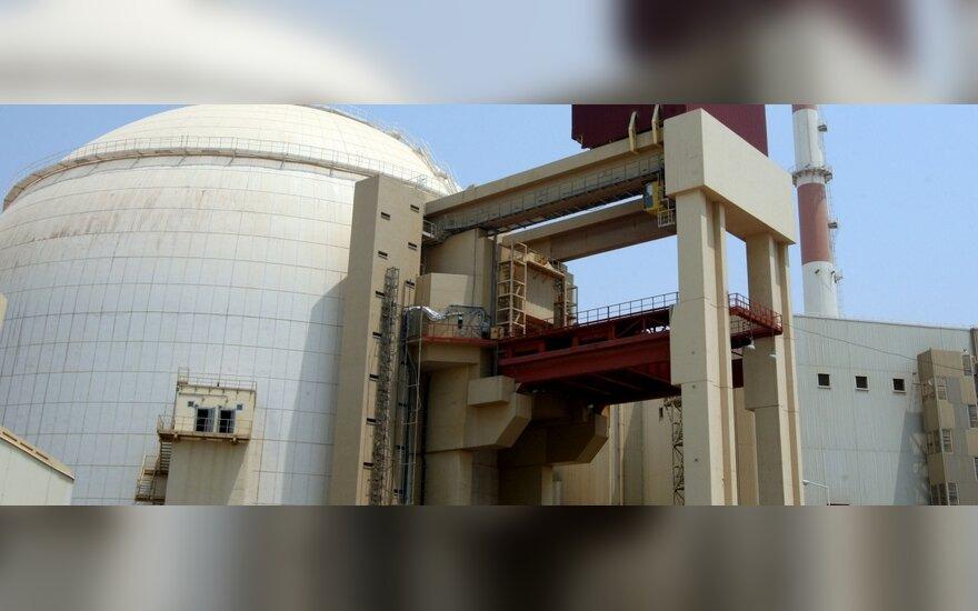 Bušero atominė elektrinė Irane