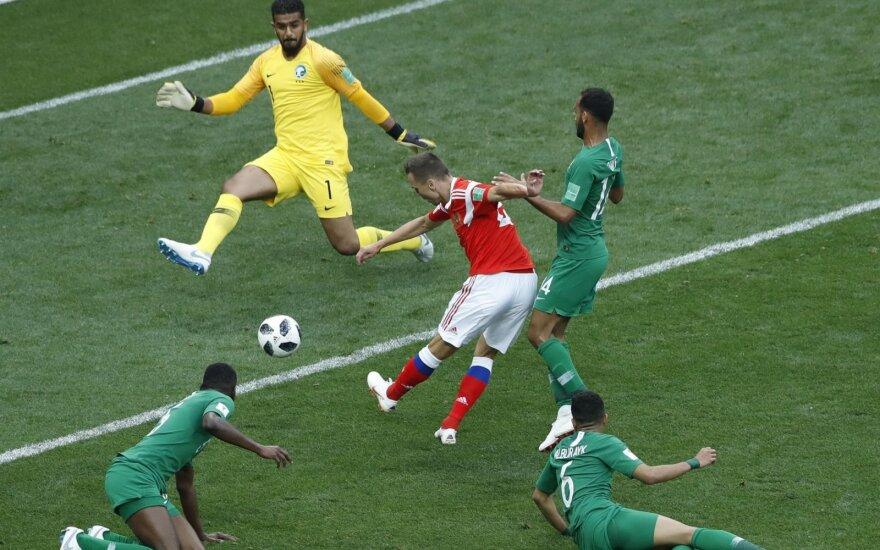 Rusija - Saudo Arabija