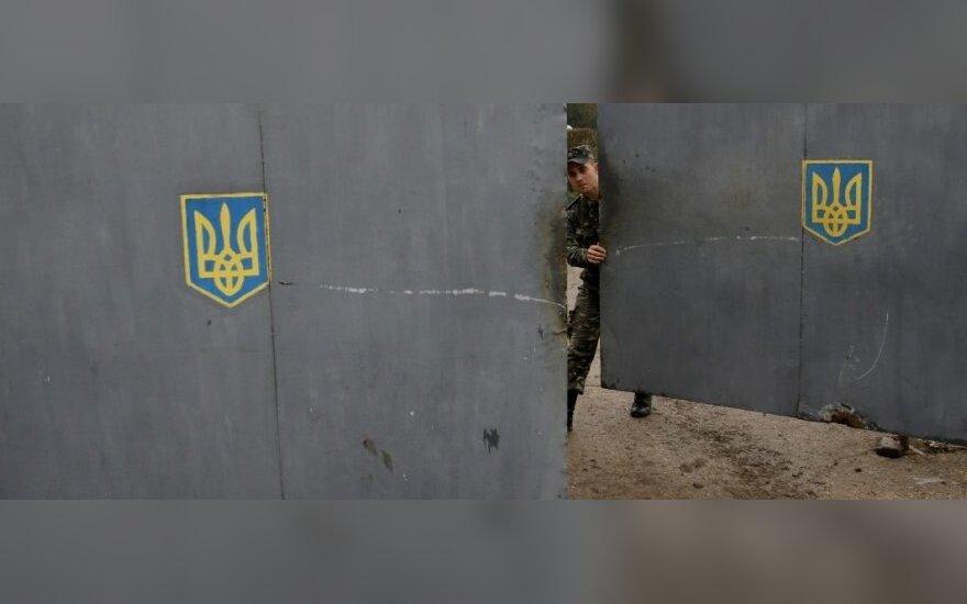 Ukrainiečių kariai, Krymas