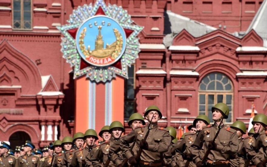 Россия готовится к масштабным мероприятиям 9-го мая