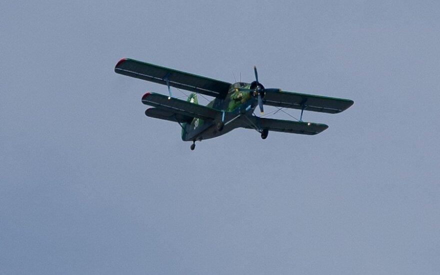 Lietuvos karinių oro pajėgų lėktuvas An-2