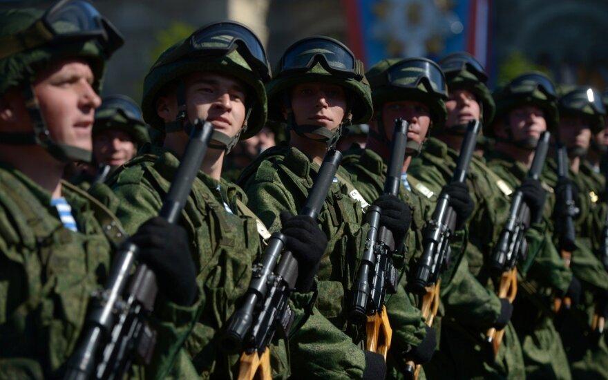 Российские Вооруженные силы по численности приблизились к армии СССР