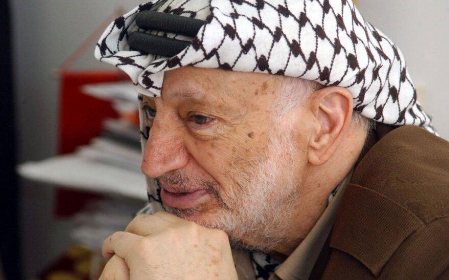 Komu zależało na śmierci Arafata?