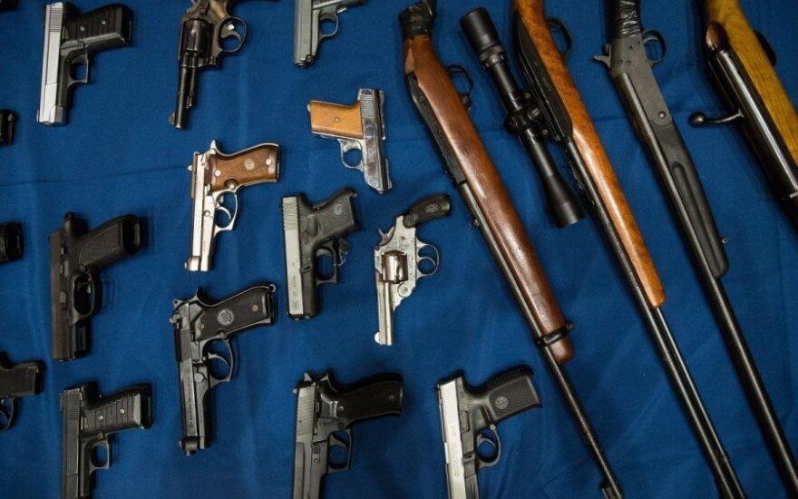 Przemycali broń z krajów bałtyckich do Rosji. Aresztowani w Moskwie