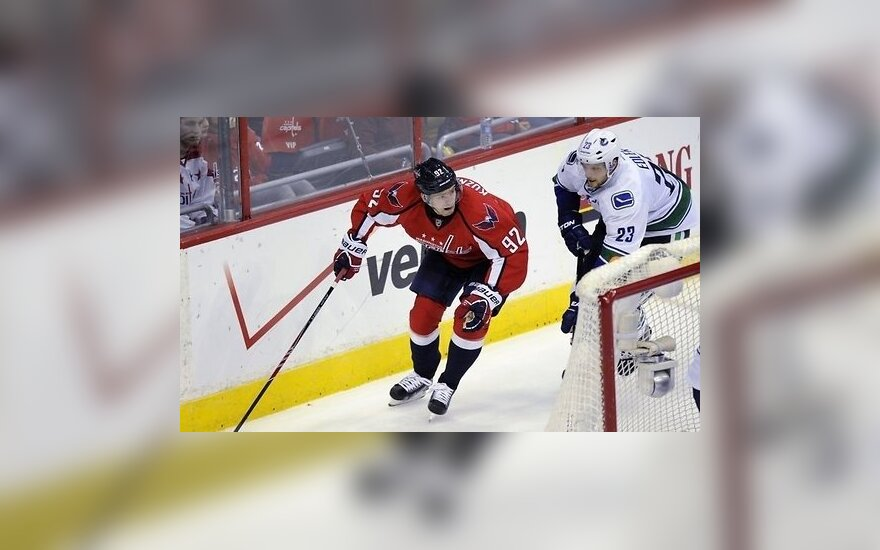 НХЛ дисквалифицировала российского нападающего за употребление кокаина