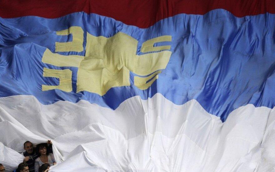 Пропагандистский поезд обострил отношения между Сербией и Косовом
