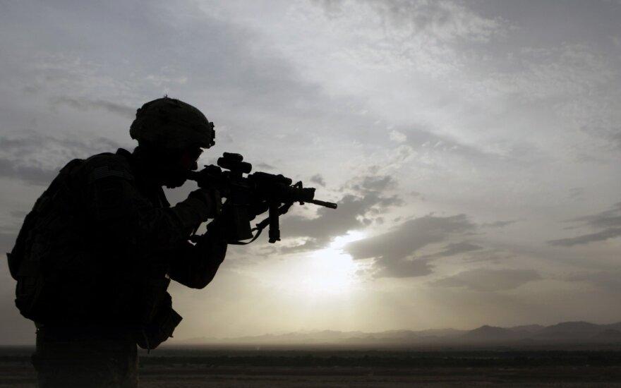 Пентагон заявил о присутствии в Афганистане 11 000 американских военных