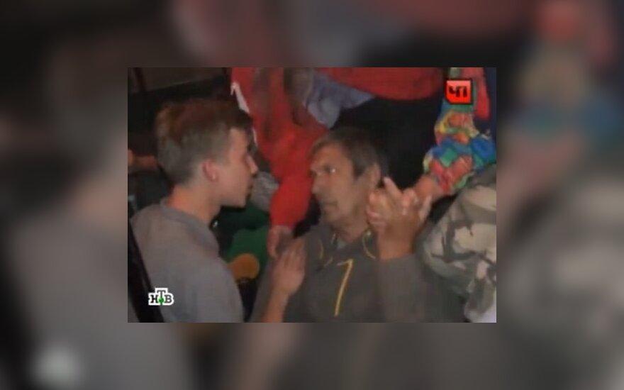 В Донецке погиб оператор российского Первого канала (ВИДЕО)