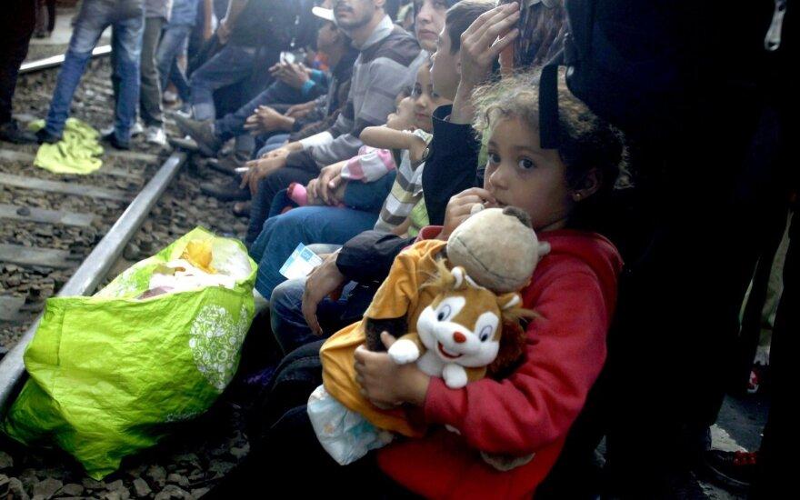 Ожидают, что самоуправления добровольно будут распределять беженцев