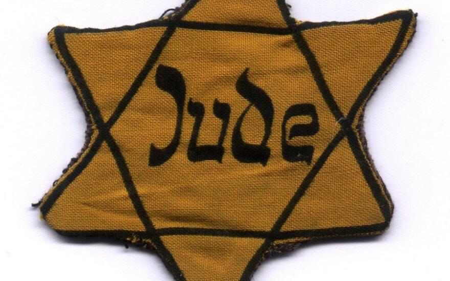 """В Израиле запретят желтые звезды Давида и слово """"нацист"""""""