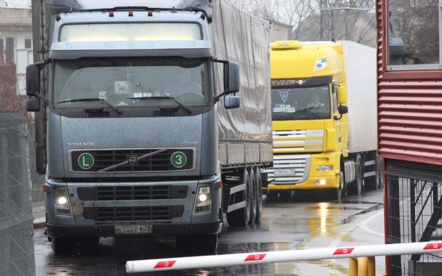 Экспорт Литвы в РФ вырос на 30% за счет реэкспорта и на фоне предыдущего падения