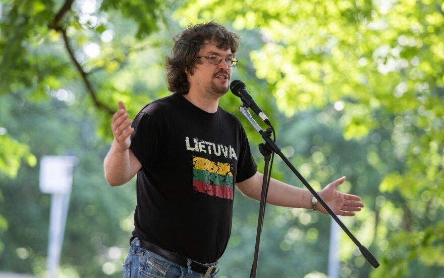 """""""Митинг у миграции"""": российские активисты должны будут покинуть Литву"""