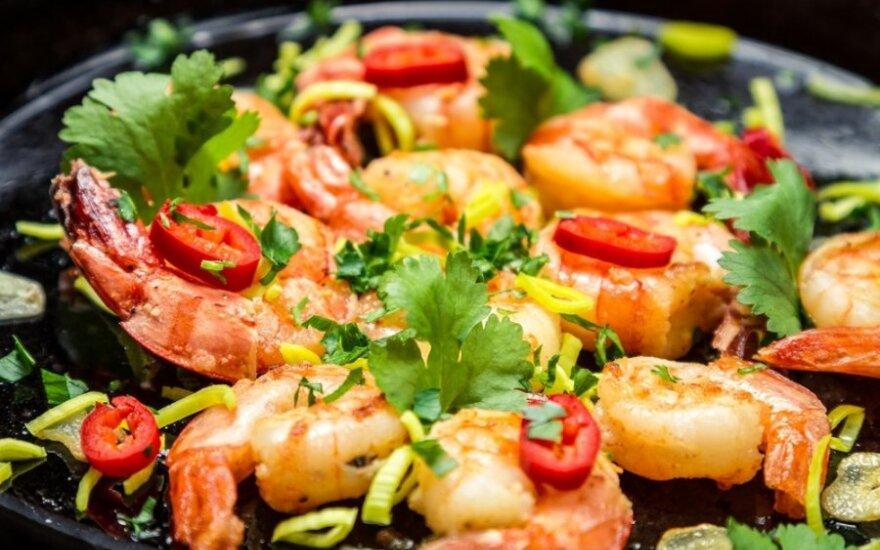Таможенный комитет Беларуси объяснил, откуда у нее свои морепродукты