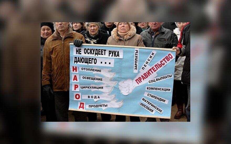 Жителям Висагинаса компенсируют расходы на тепло за минувший январь-февраль