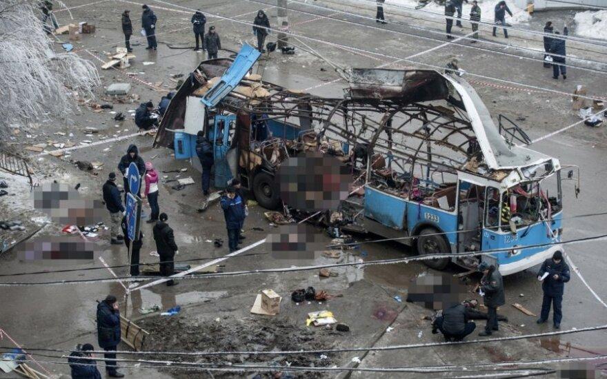 W zamachach w Wołgogradzie zginęły 33 osoby
