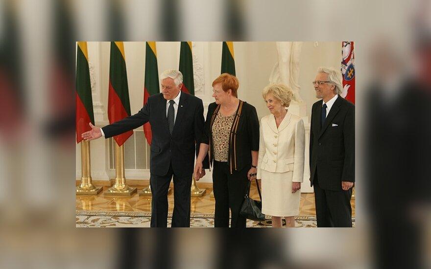 В Вильнюсе открыли новые посольства Финляндии и Норвегии