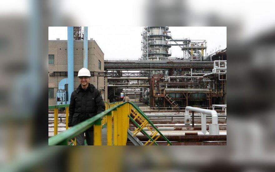 Путин: российские предприятия не купили завод в Мажейкяй из-за политических решений