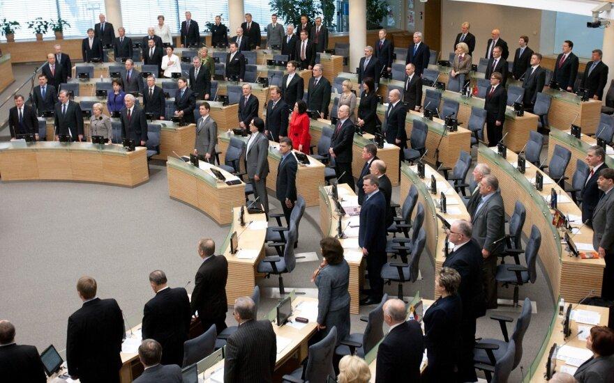 Парламент Литвы принял поправки к закону о защите детей