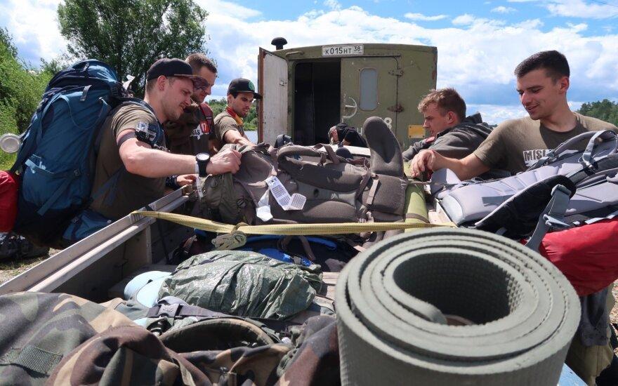 """Команда """"Миссии Сибирь 17"""" вернулась домой: мы сделали все, что запланировали"""