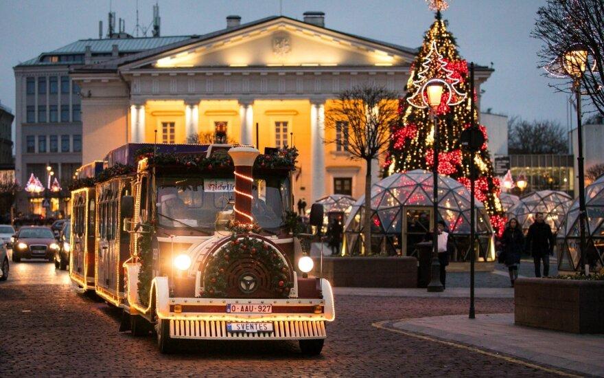 Желающим прокатиться на рождественском поезде нужно поспешить