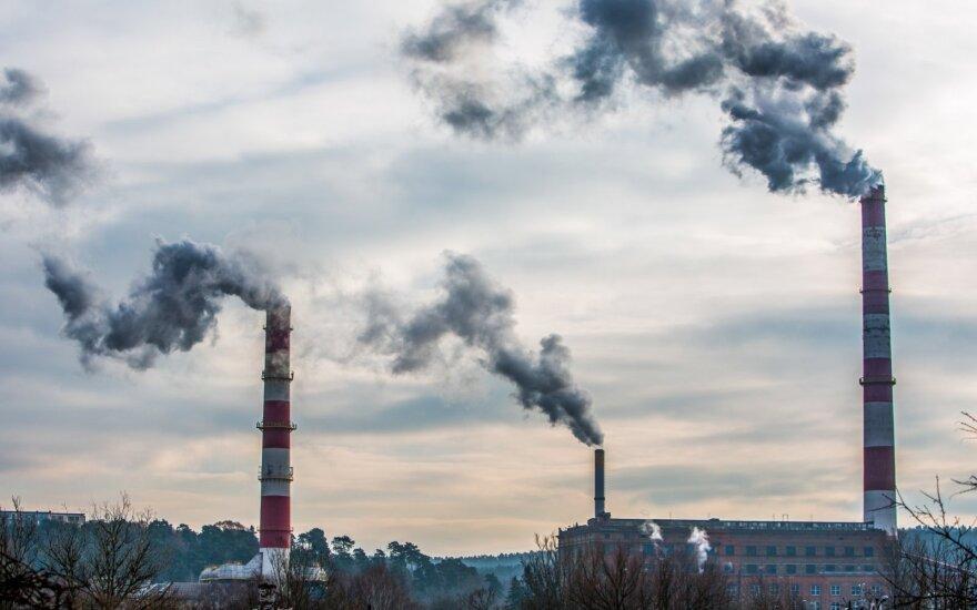 В январе в Вильнюсе - самое дорогое отопление
