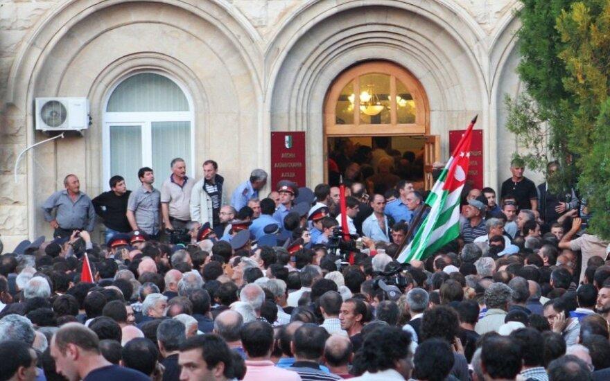 В Абхазии определились с датой повторных выборов