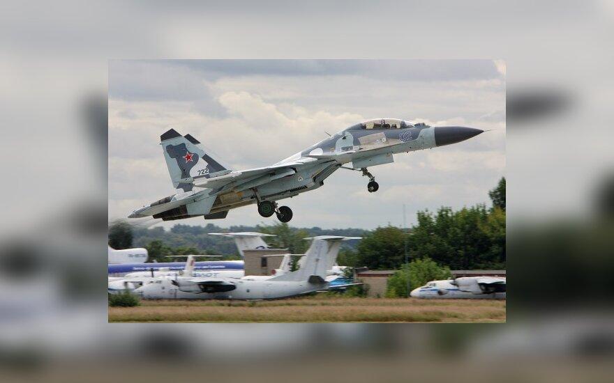 Индия приостановила полеты российских Су-30МКИ