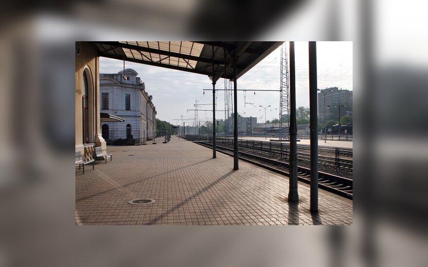 На модернизацию железной дороги – 2,21 млрд. литов