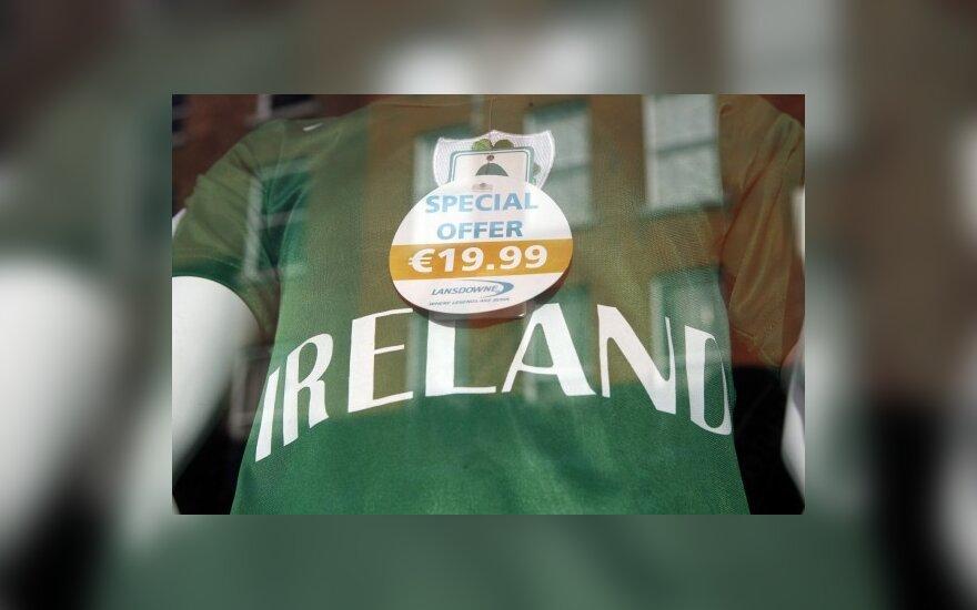 Ирландия берет кредит на 85 млрд. евро