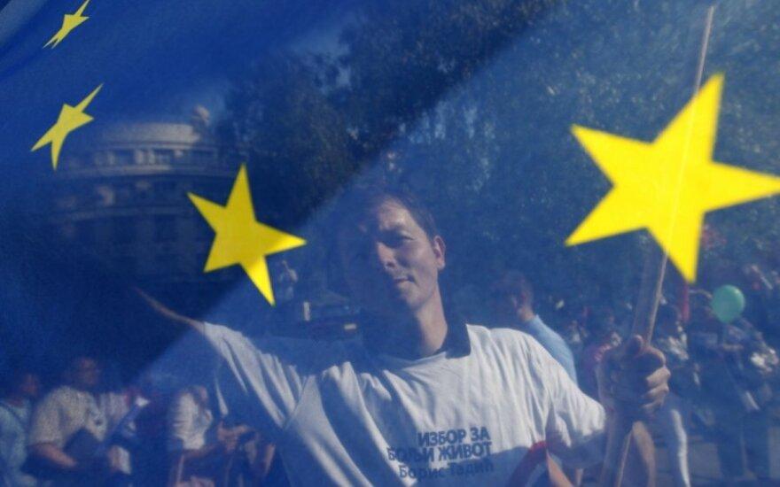 Опрос: жители Литвы не жалеют, что вступили в ЕС