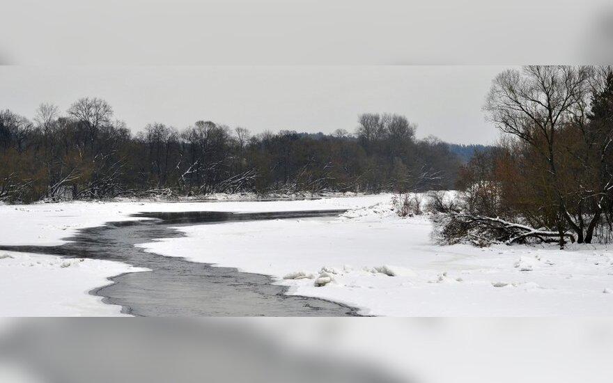 В Каунасском и Йонавском районах воды Нерис затапливают сады