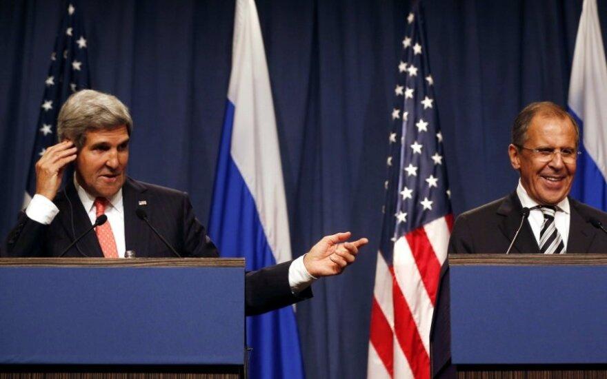 Керри с Лавровым в Париже обсудят Украину
