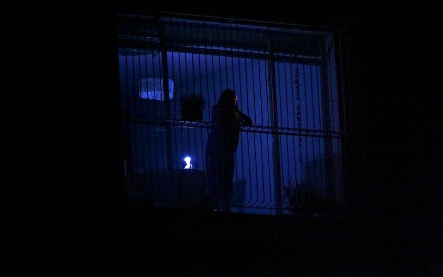 В Венесуэле произошло уже третье масштабное отключение электричества