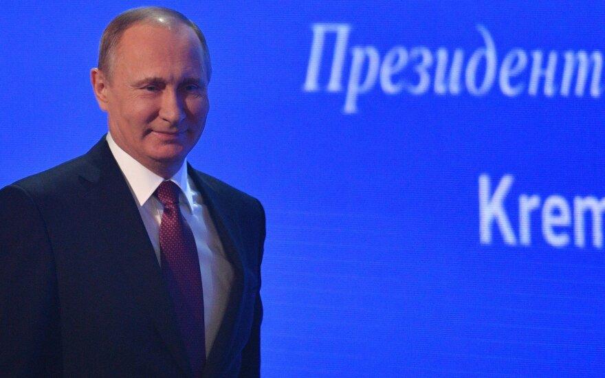 Путин: страны Балтии создают проблему Калининграду в плане энергетики
