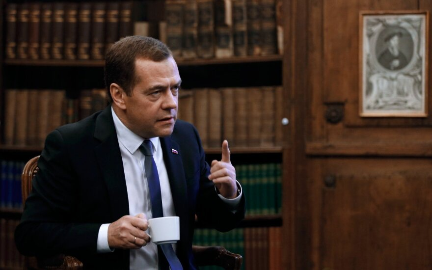 Медведев допустил возможность будущего Сирии без Асада