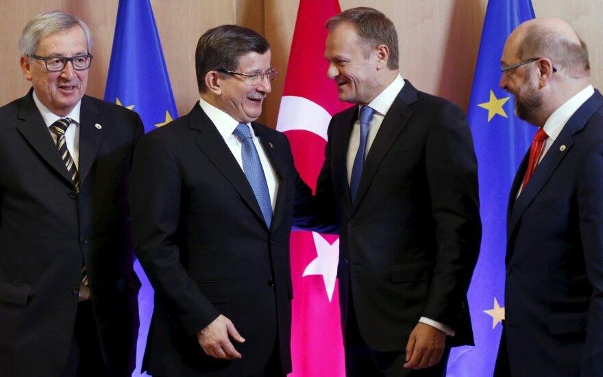E. Junckeris, A. Davutoglu, D. Tuskas, M. Schulzas