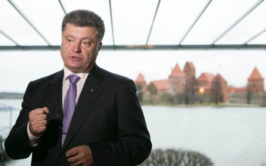 Украина: Порошенко лидирует среди кандидатов в президенты