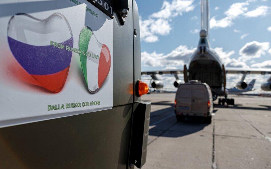 Россияне предлагают итальянцам снять видео-благодарности за 200 евро