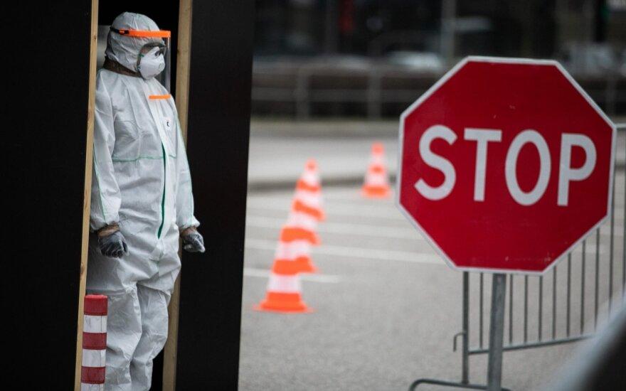 За минувшие сутки в Литве подтверждено 29 новых случаев коронавируса